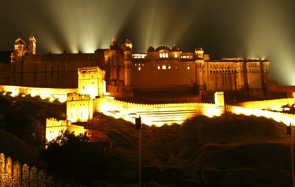 Tour to Amer Fort Rajasthan